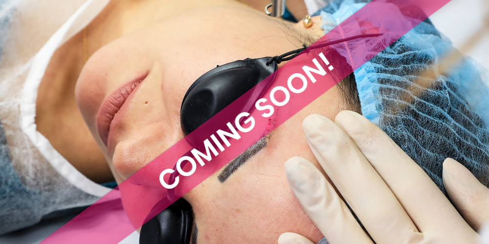 laser tattoo removal COMING SOON